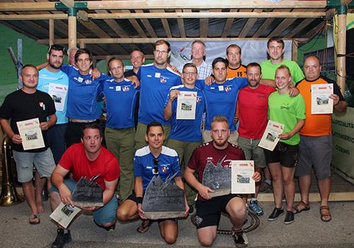 Löschangriff Alpinstil 2018 Cup-Sieger